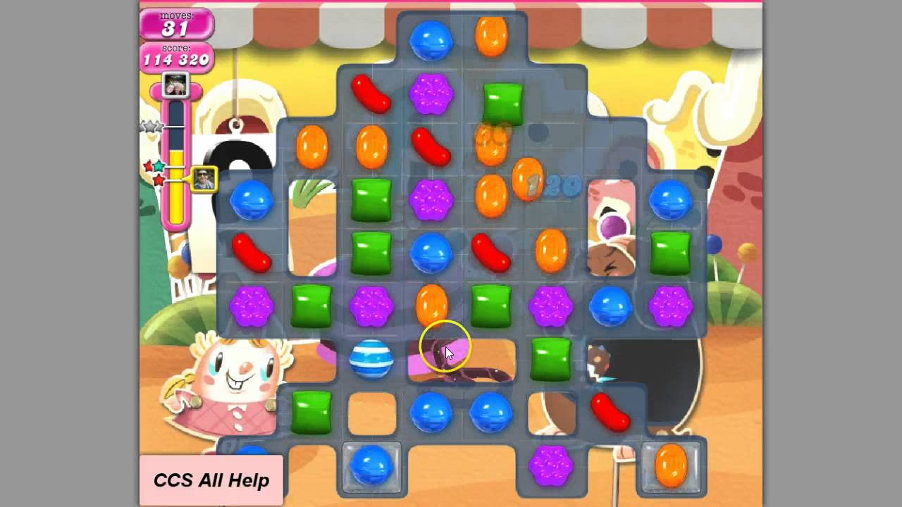 How To Pass Candy Crush Saga Level 688 New Youtube