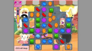 How to pass Candy Crush Saga Level 688 NEW!