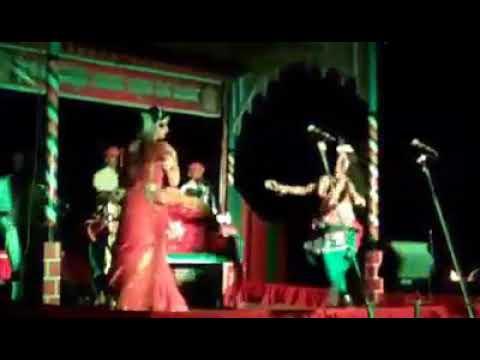 Yakshagana Ganesh Acharya spr singing in mandarthi mels