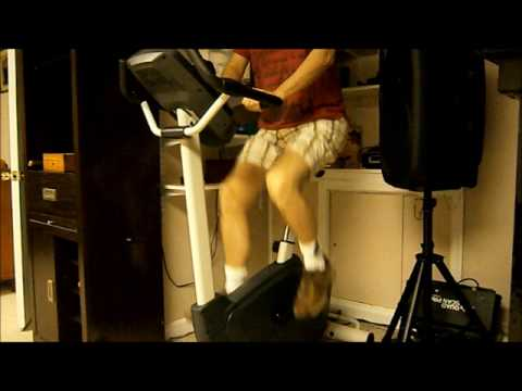 Fuel B42 Upright Exercise Bike Video