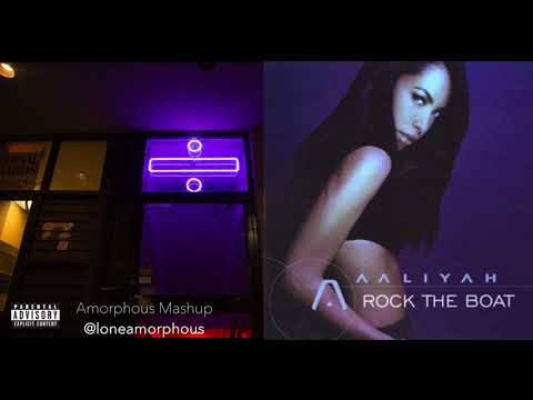 Aaliyah x DVSN  Rock The Boat Too Deep Mashup