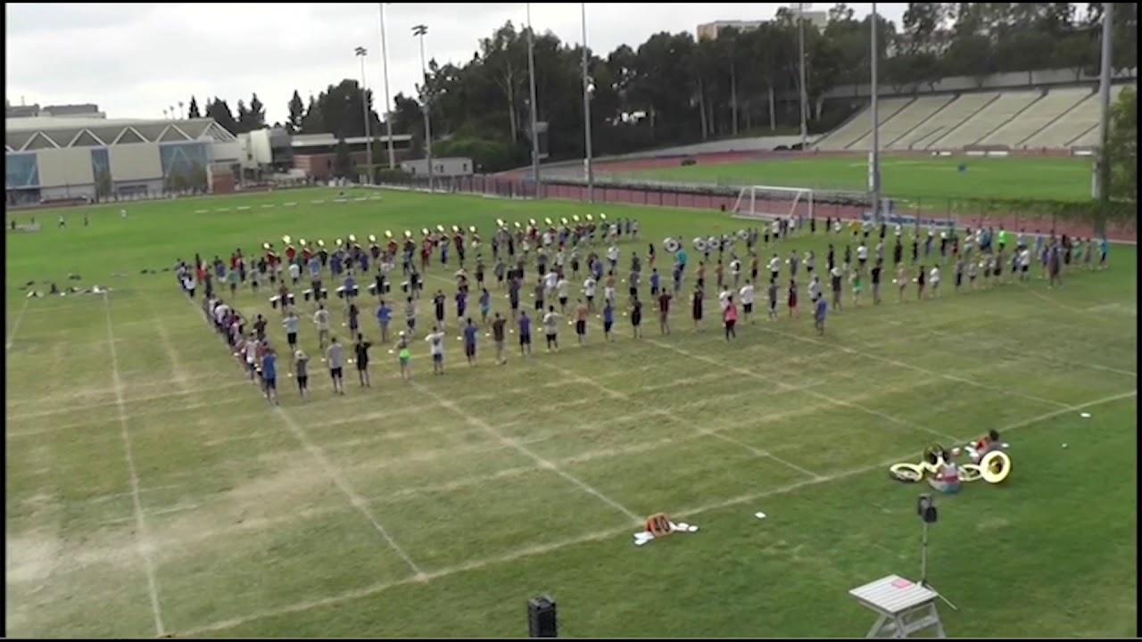 2013 Band Camp Last Rehearsal 9/25/13