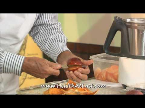 """""""Energy Breakfast Drink"""" with Dr. Wayne Pickering on Gospel TV Show with Pastor Stacy Goodbread"""