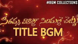 SVSC Title BGM HD l Mickey J Meyer l