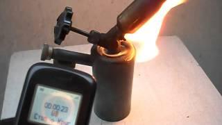 Тест паяльной лампы ЛП-02(, 2013-01-20T16:47:01.000Z)