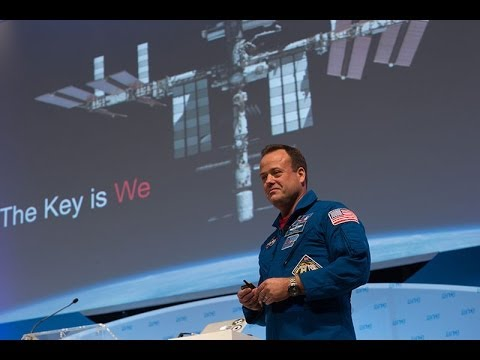 Ron Garan: Space Shuttle Astronaut, Aquanaut, Test & Fighter Pilot, Entrepreneur, Keynote Speaker