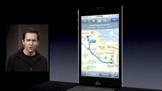 Siri Demo by Scott Forstall at Apple Special Event Oct. 4, 2011