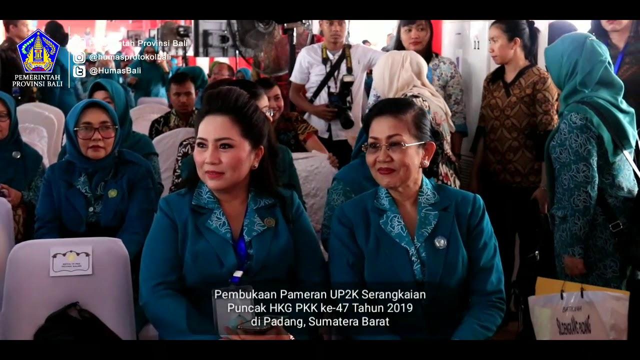 Lomba Serangkaian HKG PKK ke-47, Bali Raih 3 Penghargaan