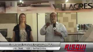 Merchandising Risqui Materiais de Construção - Programa Alex Ramos (30/03/2014)