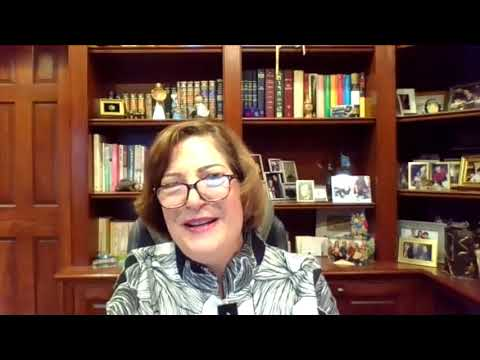 Linda Lait Burger — Interview With The Houston Jewish History Archive