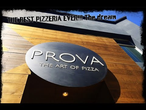 Prova Pizzeria in West Hollywood, CA