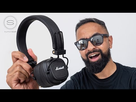 The 30+ HOUR Wireless Headphones