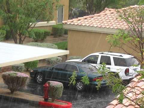 Las Vegas Hail Storm