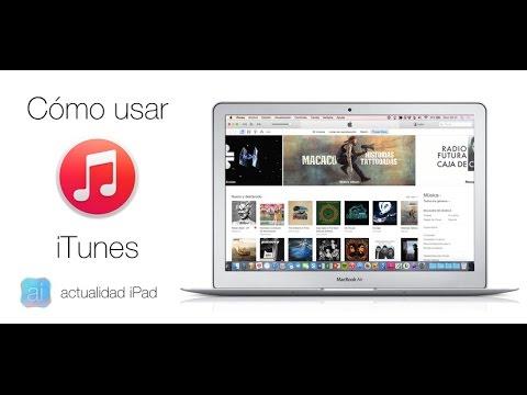 Cómo instalar aplicaciones mediante iTunes