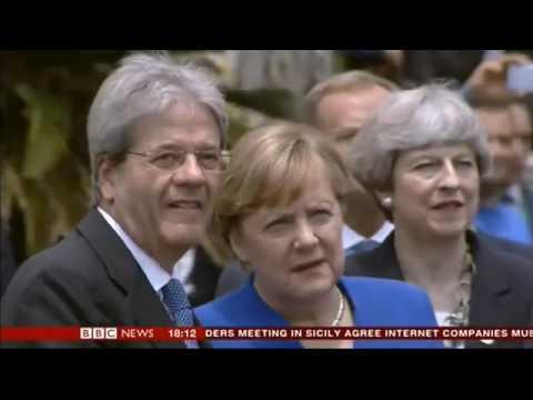 BBC News at Six 26th May 2017