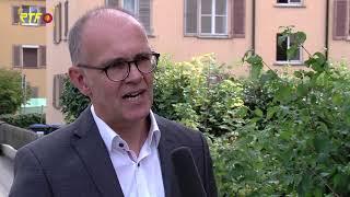 Veränderung geplant - GWG will Mehrfamilienhäuser in der Ebertstraße umbauen und sanieren