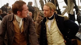 My favorite scene from master and commander: the far side of world - lesser two weevils.