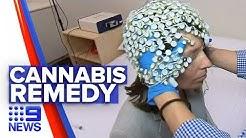 Cannabis oil potential insomnia treatment | Nine News Australia