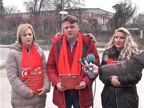 Да ставиме крај на криминалното владеење, Македонија з...