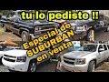 CHEVROLET SUBURBAN camionetas en venta LAS MACHUCHONAS que me pediste ???? autodinamico review AUTOS