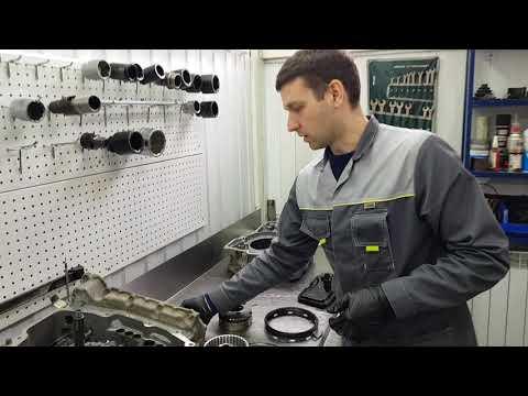 🔥🔥🔥Основные неисправности и ремонт АКПП 6T40 Chevrolet Cruze - Автоматика Брянск🔥🔥🔥