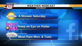 Kaiti's Weather Webcast