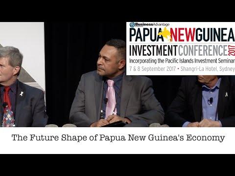 The Future Shape of Papua New Guinea's Economy