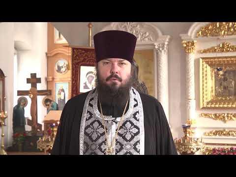 Протоиерей Николай Жданов. Обращение к верующим.
