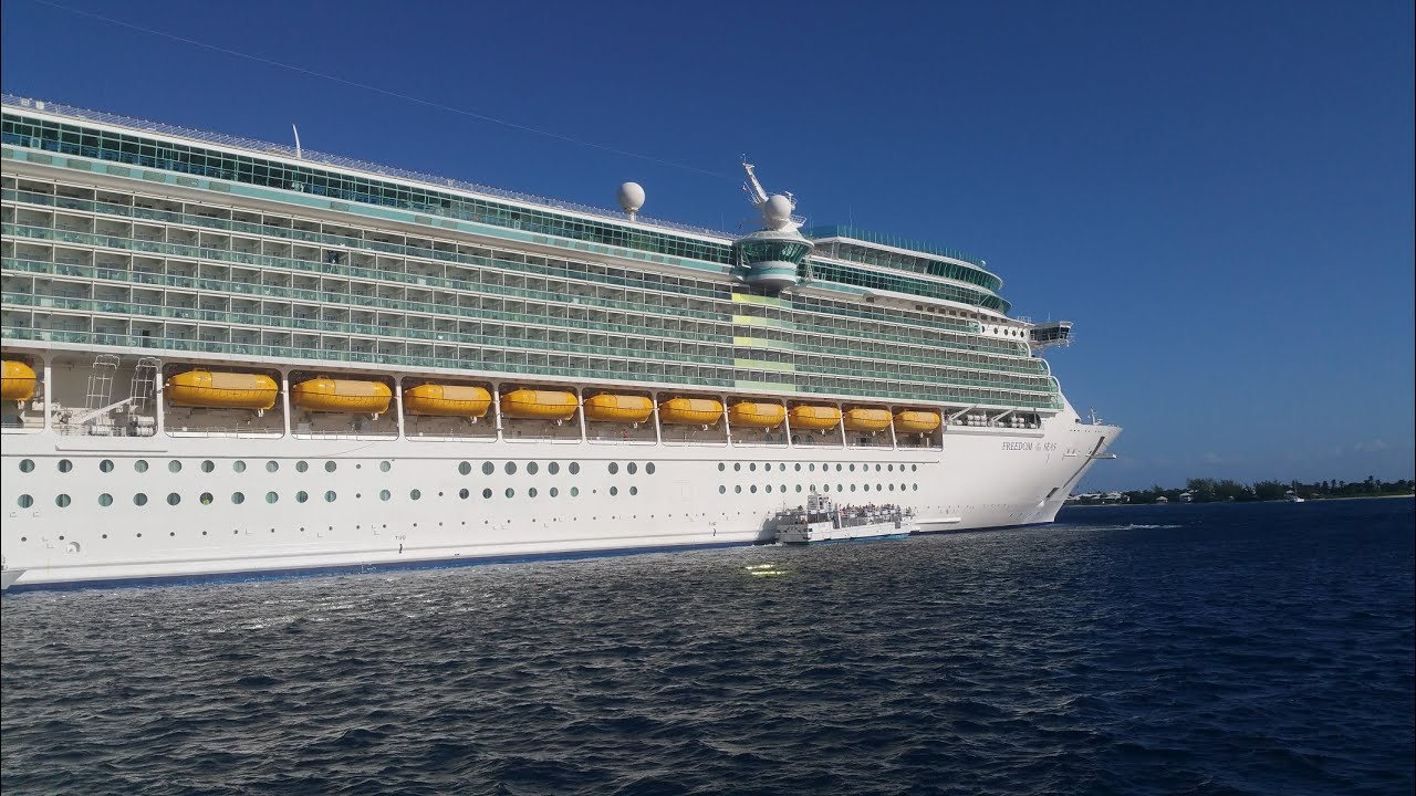 Royal Caribbean Freedom Of The Seas Sarcastic Review