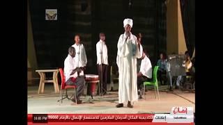 محمد الحسن قيقم - رميه+يجلي النظر - ليالي الاندية 2017م