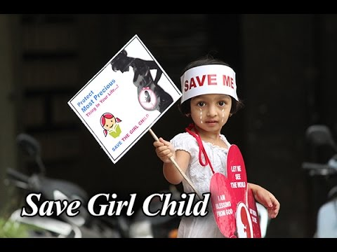 36abe22cd fancy dress competition Save girl child - YouTube
