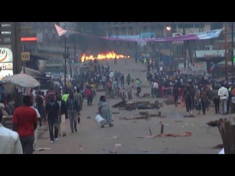 CAMEROUN - Violents affrontements à Bamenda