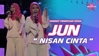 Jun sambung legasi emak | Nisan Cinta Siti Nordiana & Jaclyn Victor I Ceria Megastar