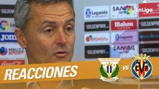 Video Gol Pertandingan Leganes vs Villarreal