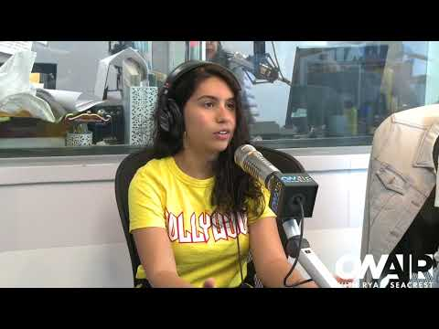 Alessia Cara Talks To Ryan About Her New Song | On Air with Ryan Seacrest