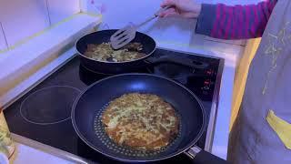 와이프의 녹두 빈대떡♥