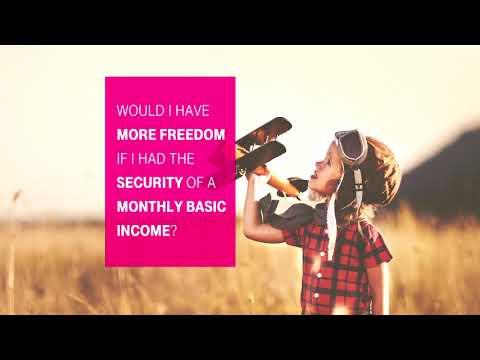 Social Media Post: Digital duty - guaranteed basic income