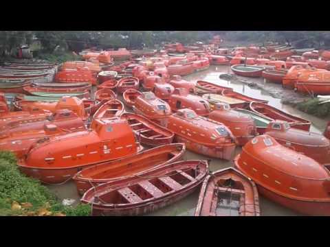 Techno Wave Boat yard, Chittagong
