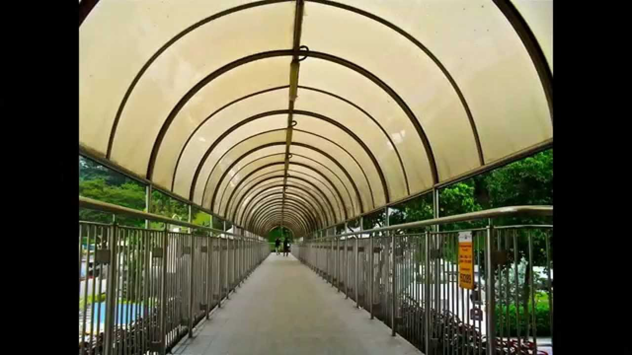 Covered Walkway Designs For Homes: Singapore & Its Covered Walkways