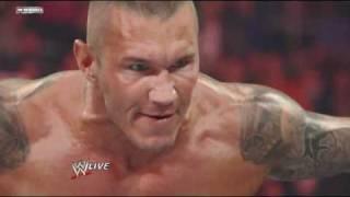 Randy Orton retaliates against The New Nexus