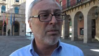 Real Sporting de Gijón José Manuel Loza Fisioterapeuta sportinguista.