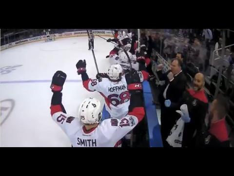 Ottawa Senators Vs New York Rangers Game 6 2017 Playoffs