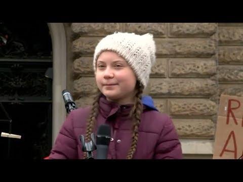 FRIDAYS FOR FUTURE: Greta Thunberg für den Friedensnobelpreis nominiert