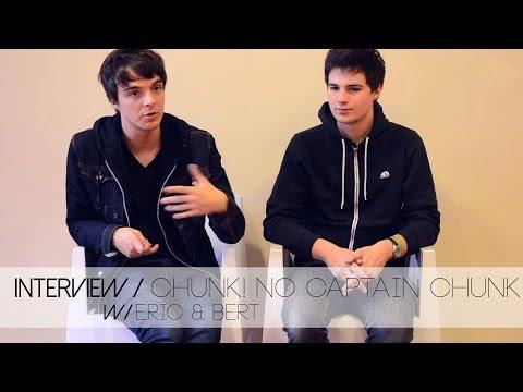 Chunk! No Captain Chunk ( Interview #2 ) - w/ english subtitles