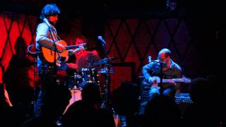 David Berkeley - The Fire in My Head live at the Rockwood Music Hall 11/9/13