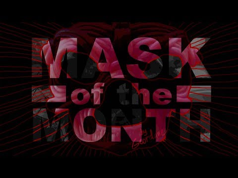 MASK OF THE MONTH (AUGUST) – Allergies