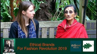 Ethical Brands For Fashion Revolution 2019 Reviewed by iDelick Media Art TV