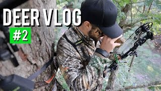 Monster Buck at 20 Yards GONE WRONG - DEER VLOG #2  S8