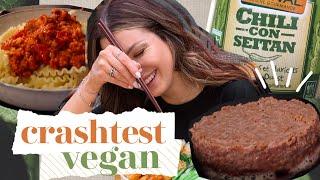 Crashtest de Plats Vegan avec un Addict à la Viande !