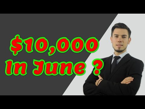 BITCOIN $10,000 in June ? - Crypto Trading Analysis & BTC Cryptocurrency Price News 2019